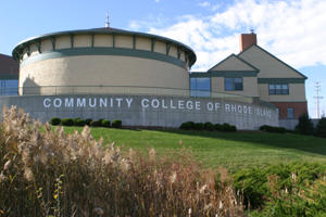 CCRI offers classes in Providence, Lincoln, Warwick and at this campus in Newport.