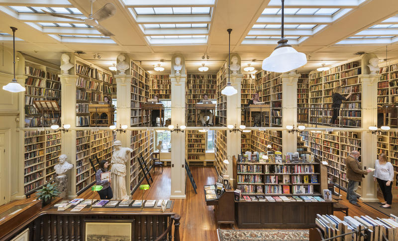 Library Alcoves