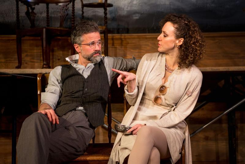 "Tony Estrella, the Gamm Theatre's artistic director, plays the titular role in this revival of ""Uncle Vanya."""
