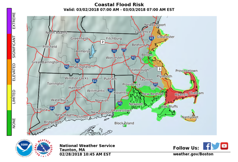 Coastal Flood Risk Outlook