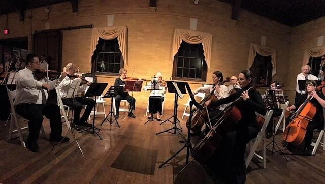 The Adult Beginners Ensemble, Community String Project