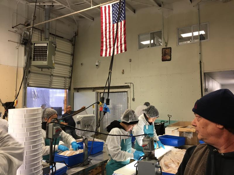 David Stanley Oversees Bergie's Seafood in New Bedford