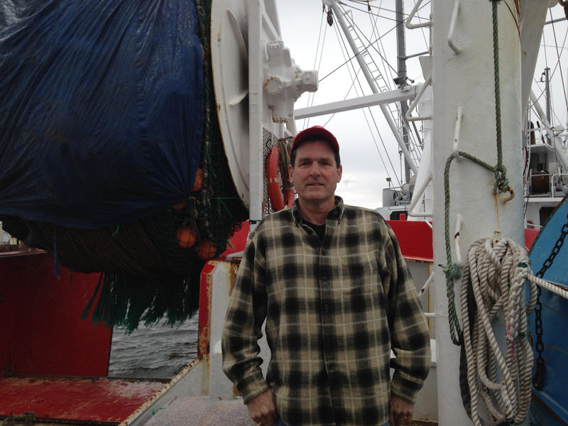 Pat Kavanagh owns two groundfish boats and one scallop boat.