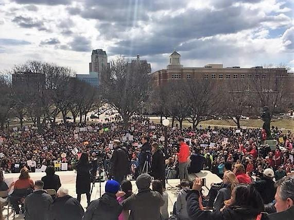 March for Our Lives - Rhode Island