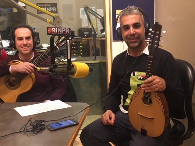 Adam Levin and Jacob Reuven