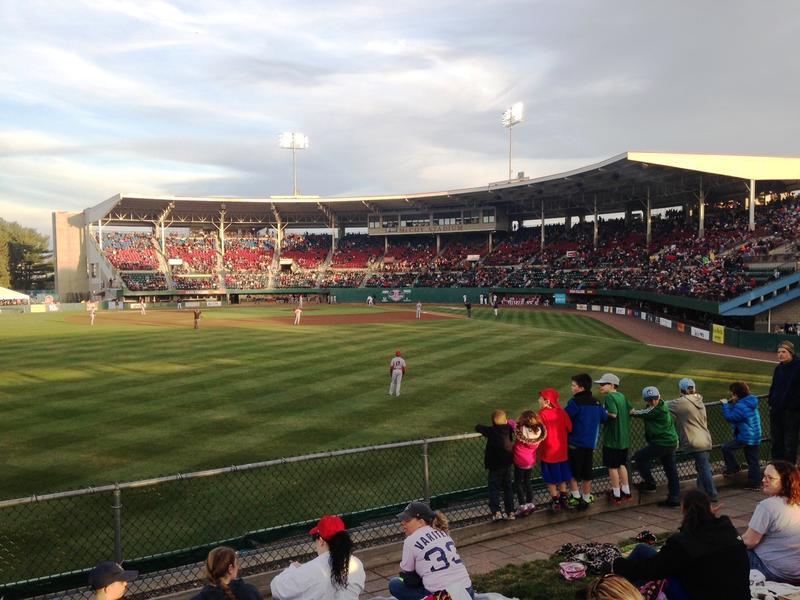 PawSox Stadium