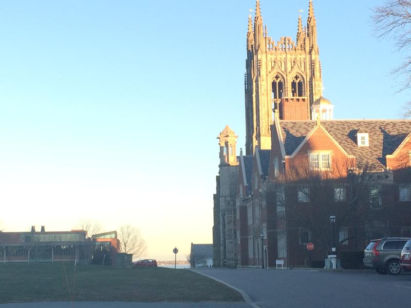 St. George's School in Middletown, where former students came forward with allegations of sexual abuse spanning decades.