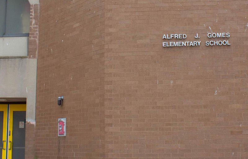 Gomes Elementary School in New Bedford