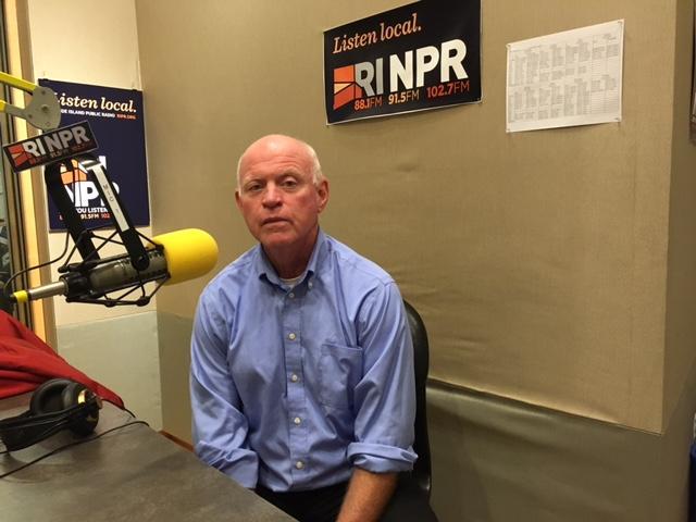 Carl Kruger, attorney at Dorcas International Institue of Rhode Island