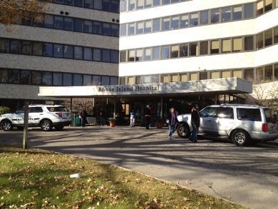 Rhode Island Hospital, where unionized employees plan strike notice
