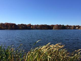Whiting's Pond in North Attleborough, Massachusetts