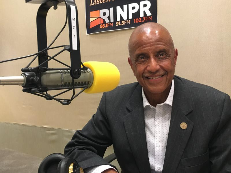 Jim Vincent, Providence's NAACP President, joins Political Roundtable