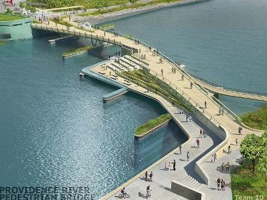 The winning bridge design by inFORM Studio