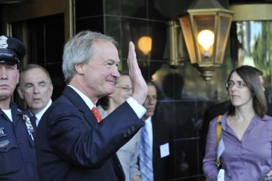 Governor Lincoln Chafee says the trade mission with Israel will promote higher education research.
