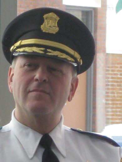 Providence Police Chief Dean Esserman