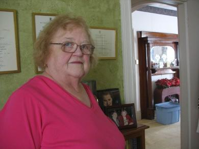 Pat Houlihan fears for her pension. The 70-year-old former teacher takes home about $31,500 a year after taxes.