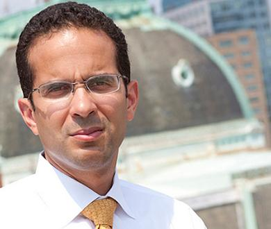 Angel Taveras is Providence?s first Latino mayor.