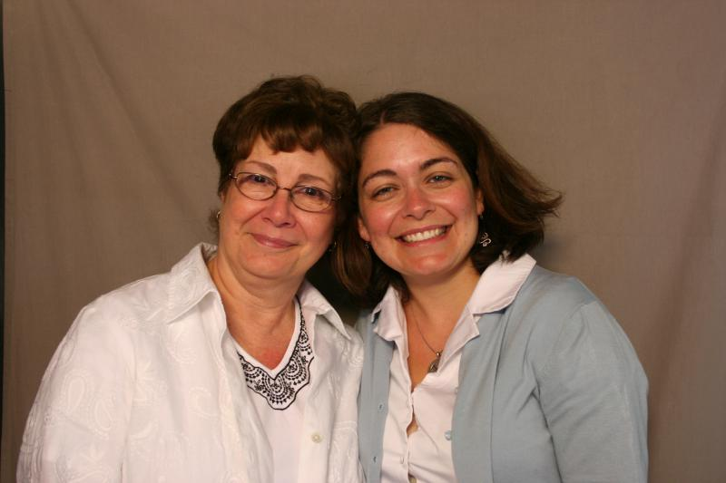 Amy and Susan Pettine