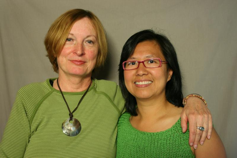Ju-Pong Lin and Sally Mendzela