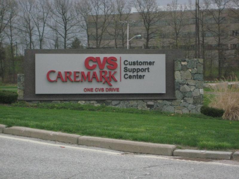 CVS headquarters in Woonsocket