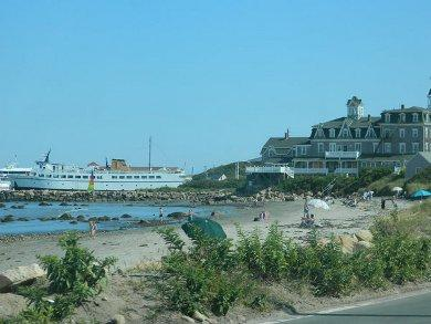 Block Island hotels pay power bills in the tens of thousands.