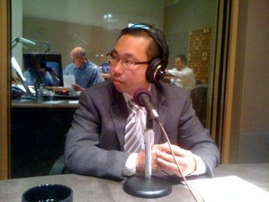 Cranston Mayor Allan Fung discusses the state pension crisis.