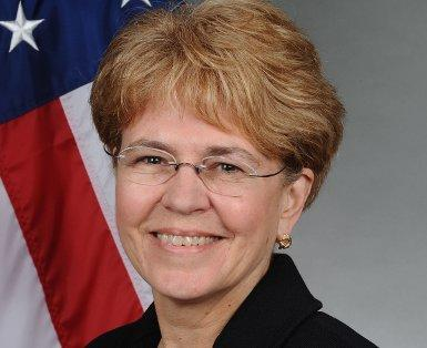 NOAA Undersecretary of Commerce Jane Lubchenco