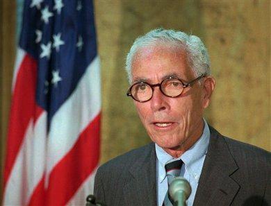 Claiborne Pell. RI's longest serving senator.
