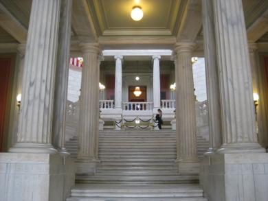 a special session to overhaul the troubled pension system offers Smith Hill a chance at redemption.