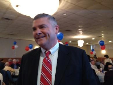 Republican congressional candidate Brendan Doherty