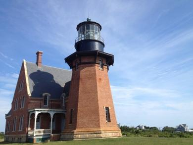 The Southeast Lighthouse.