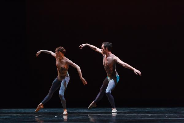 "Festival Ballet presents ""Orchis"" and ""Agon"" at The Vets in Providence."