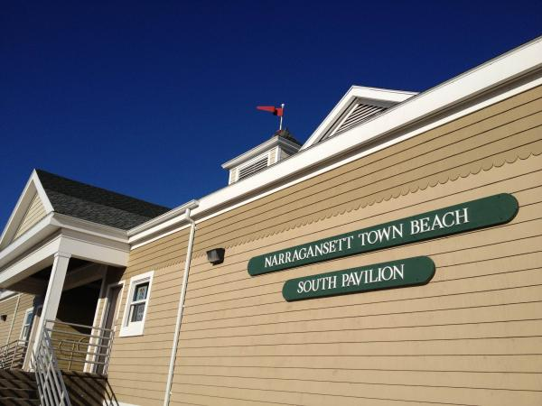 Narragansett Town Beach