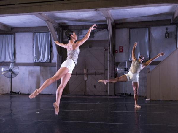 The Dance Festival is taking place this weekend at the Island Moving Company.