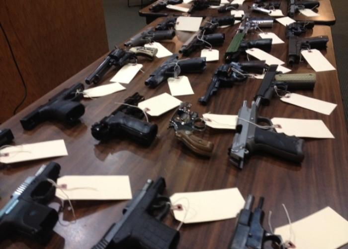 Task Force: Send Limited Mental Health Records To Gun Database
