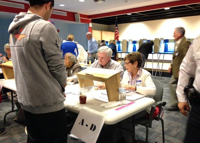 Emergency Voting In Rhode Island