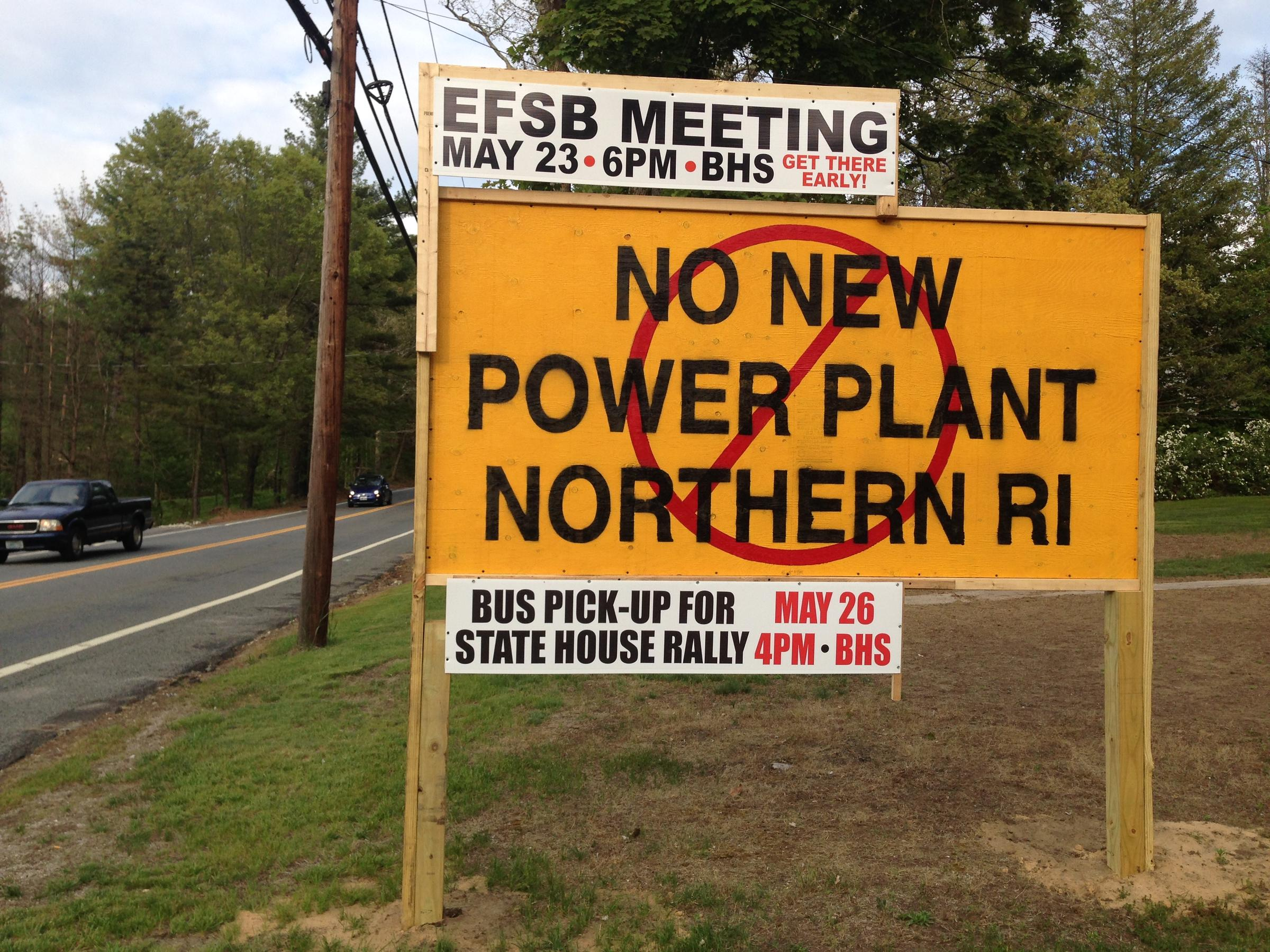 Burrillville Power Plant Faces New Legal Hurdles Opposition Over