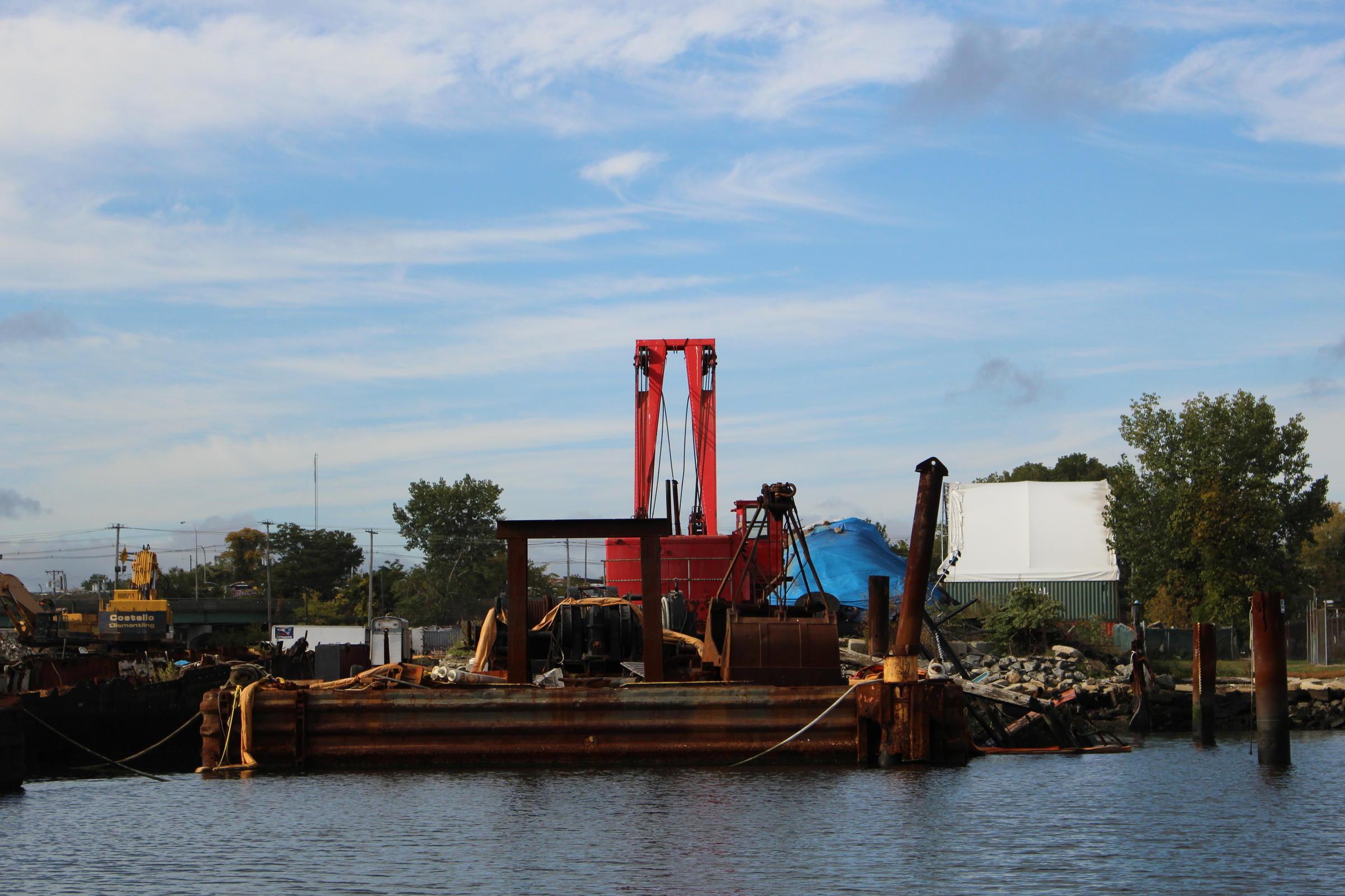 Scrap Metal Rhode Island