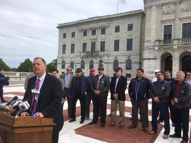 Mayor keeps fighting after PawSox stadium plans stall
