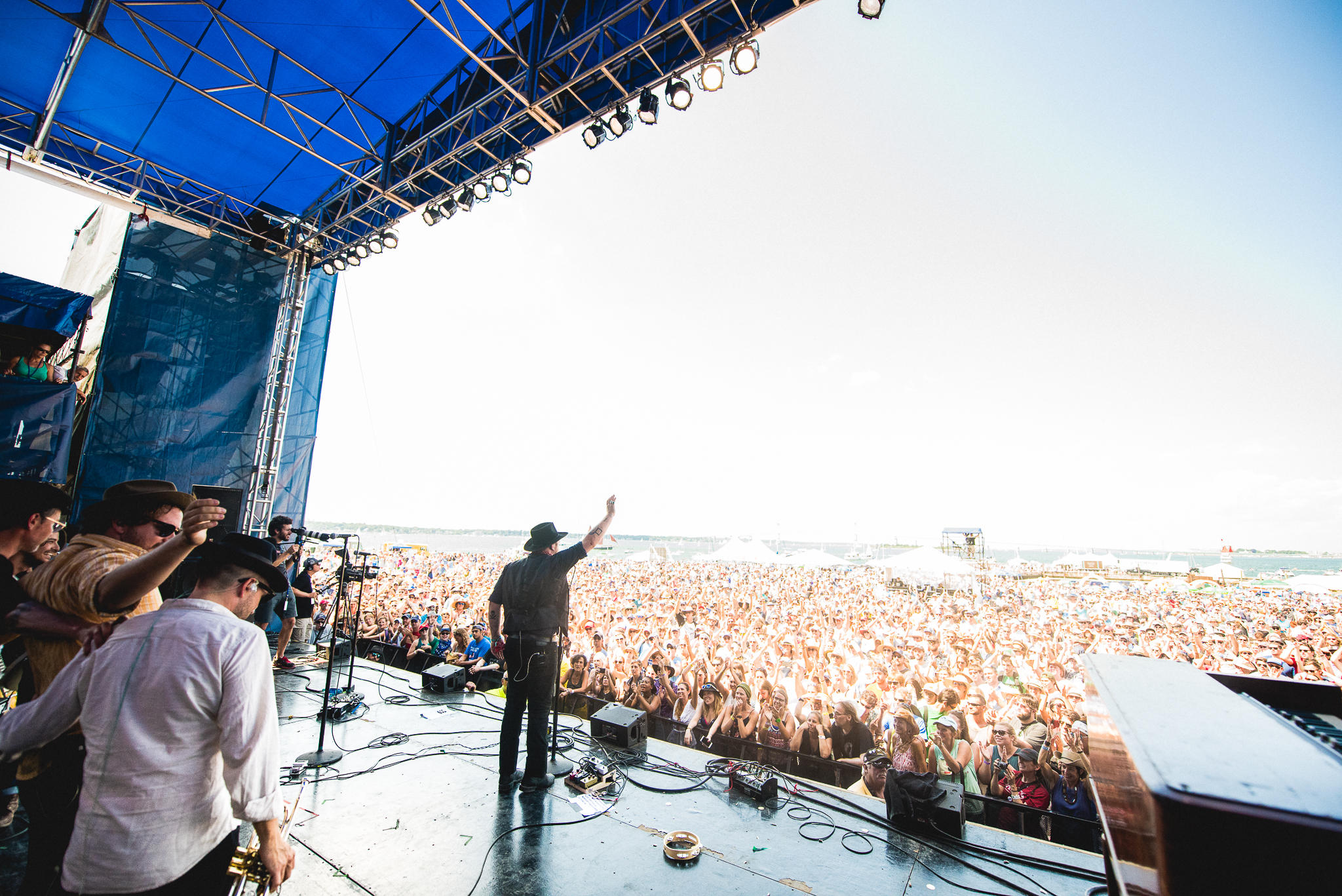 Newport Folk Festival kicks off 3 days of music