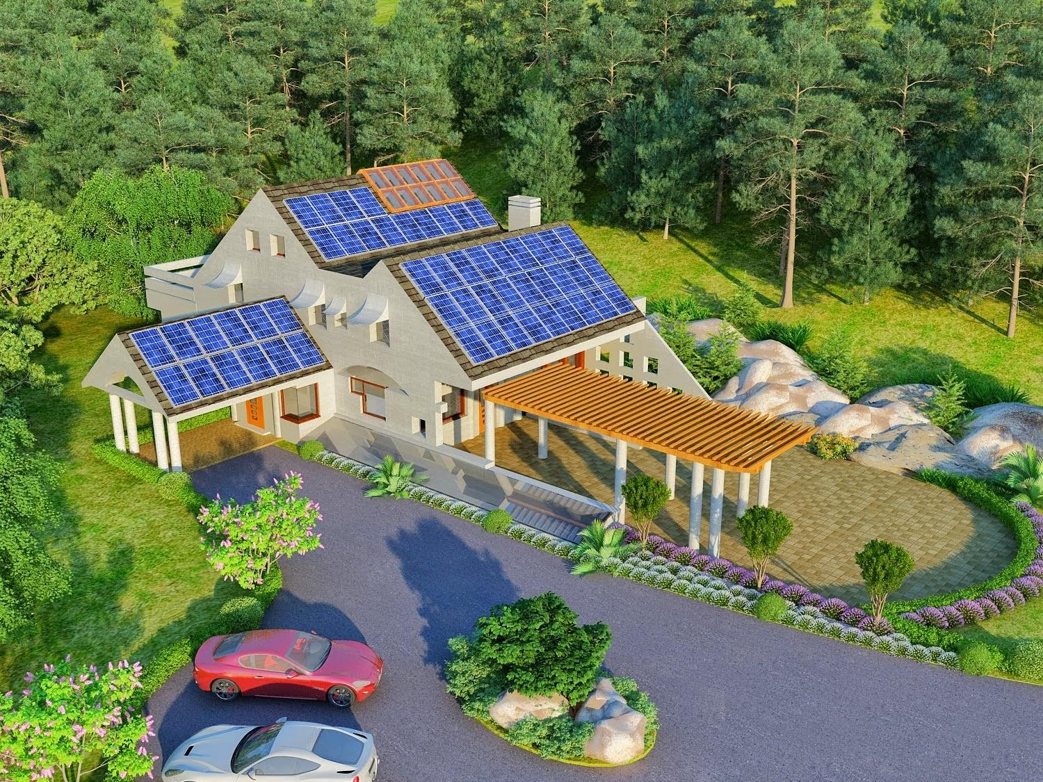 Want to build an energy efficient house try concrete for Building an efficient home