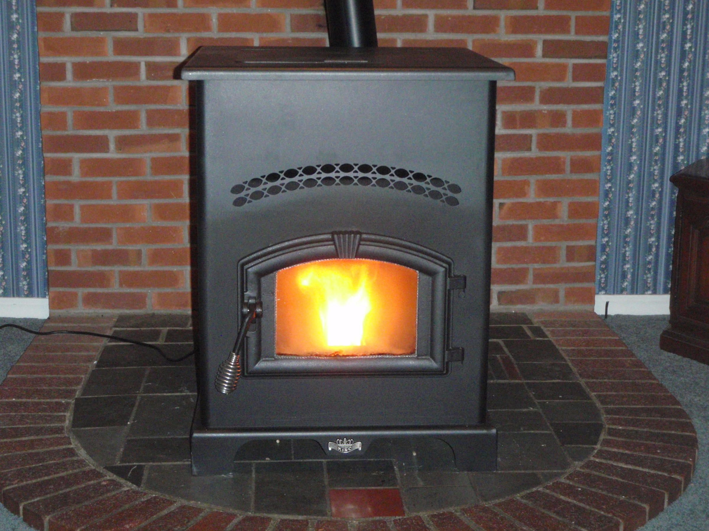 Looking For A Green Way To Heat Your Home Try A Wood
