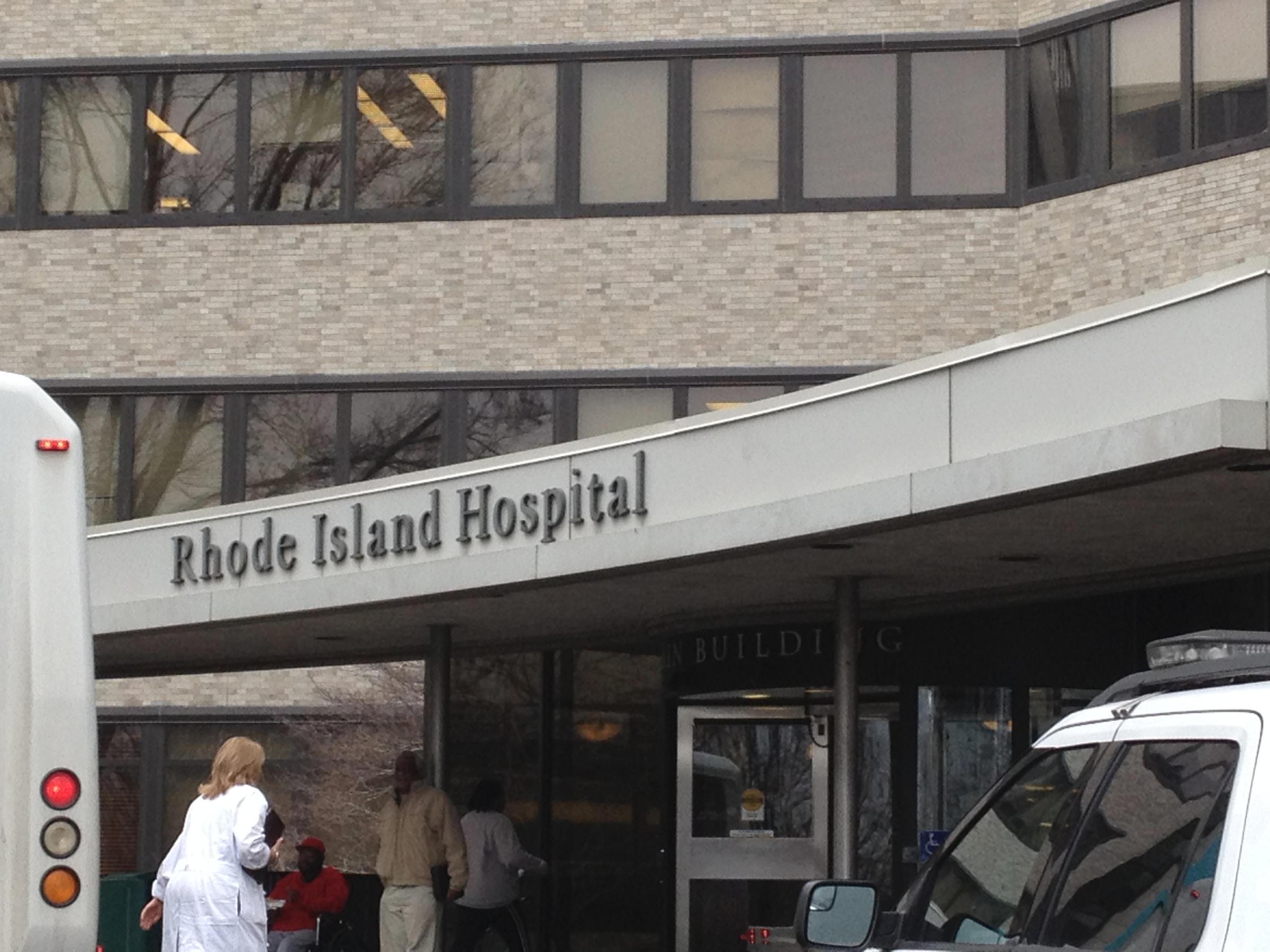 Rhode Island Hospital Donations
