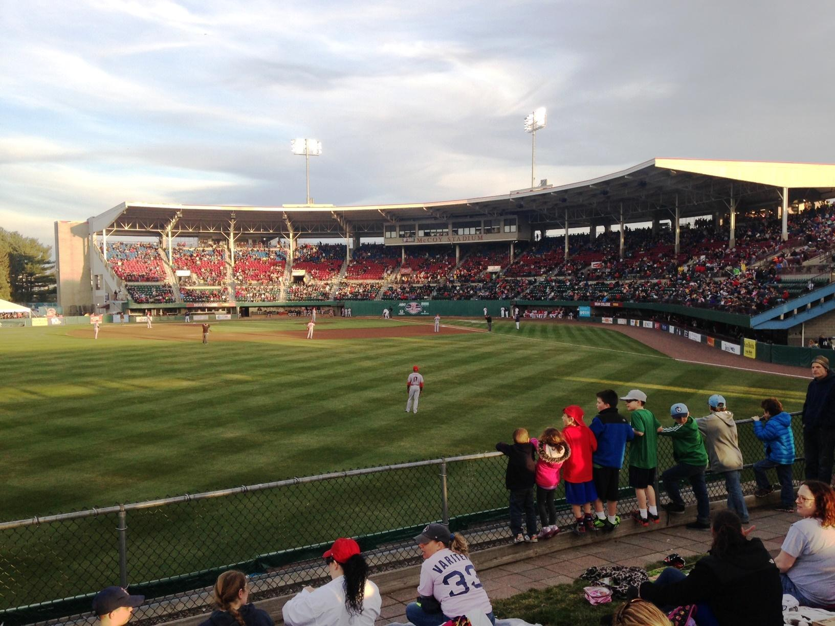 PawSox Plan To Leave Rhode Island For Worcester, Massachusetts