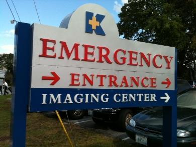 Kent Hospital Ri Emergency Room