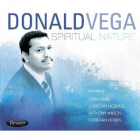 Donald Vega: Spritual Nature
