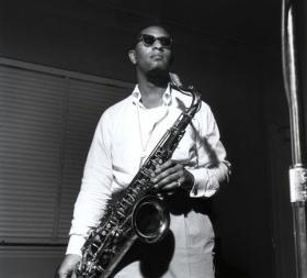 Sonny Rollins in 1957