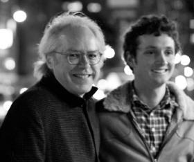 Ars Nova Workshop and FringeArts present a concert featuring Bill Frisell and Sam Amidon on October 17, 2014.