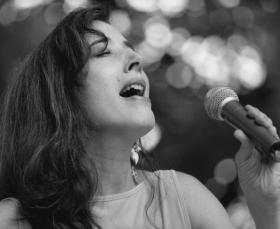 Jazz vocalist Phyllis Chapell