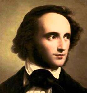 Felix Mendelssohn (1809-1847)